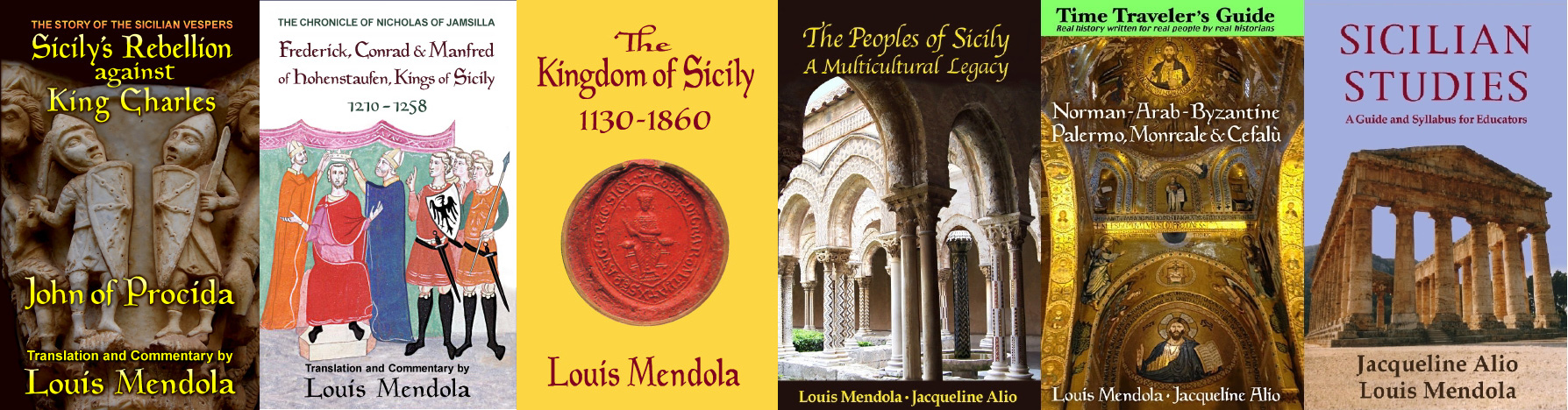 Louis Mendola's books